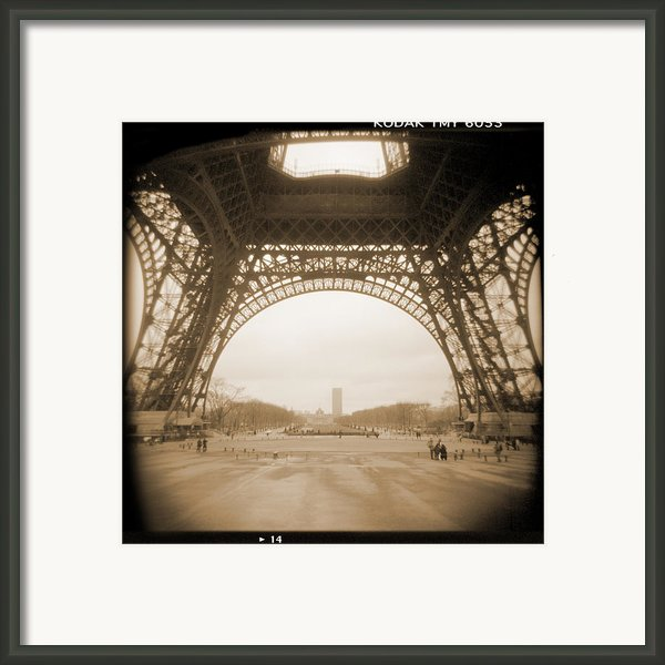 A Walk Through Paris 14 Framed Print By Mike Mcglothlen