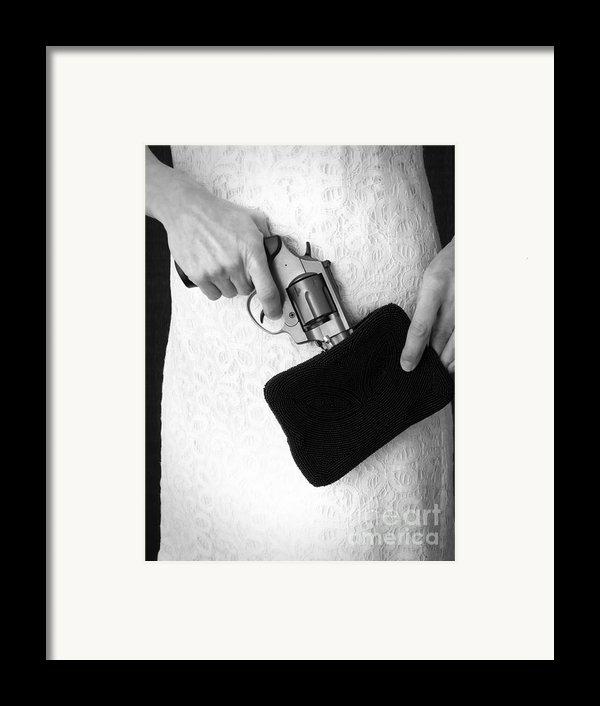 A Woman Scorned Framed Print By Edward Fielding
