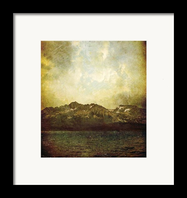 Ab Antiquo I Framed Print By Brett Pfister