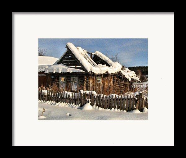 Abandoned Framed Print By Vladimir Kholostykh