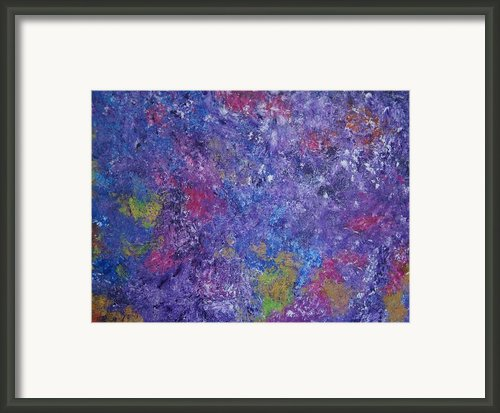 Abstract 2 Framed Print By Kristine Bogdanovich