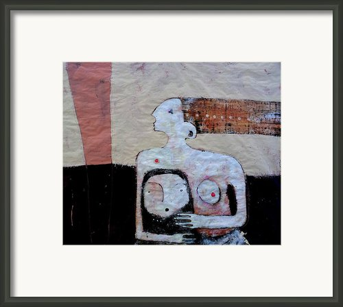Aetas No 3 Framed Print By Mark M  Mellon