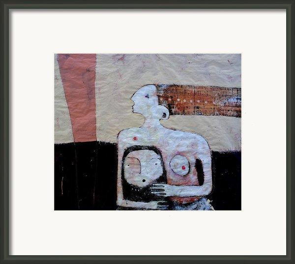 Aetas No 3 Framed Print By Mark M  Mellon