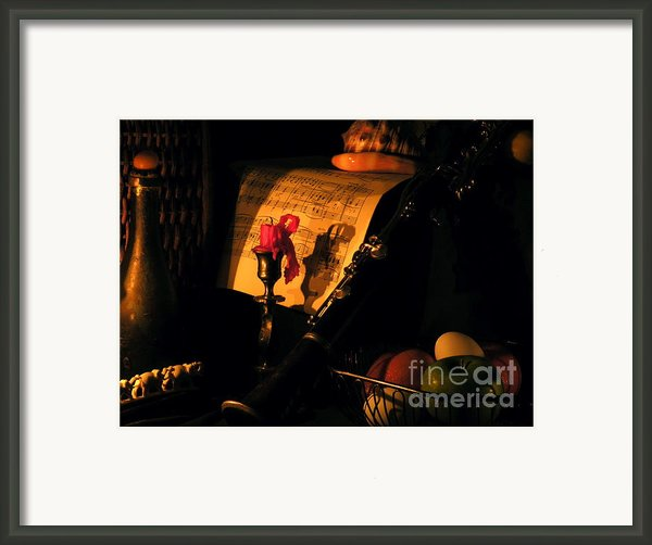 After Glow Framed Print By Joe Jake Pratt