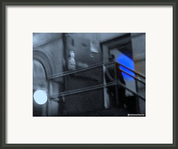 After Hours Framed Print By Adriana Garces