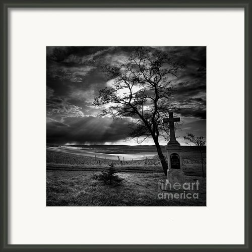 After The Storm Framed Print By Tomasz Grzyb
