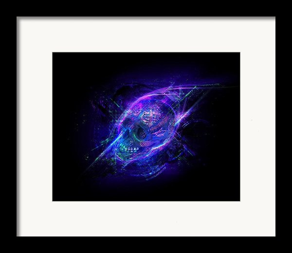 Afterglow Framed Print By George Smith