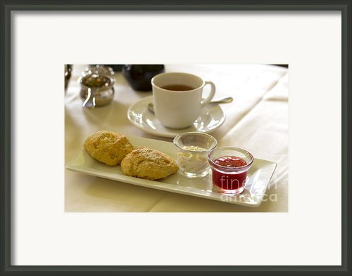 Afternoon Tea Framed Print By Louise Heusinkveld