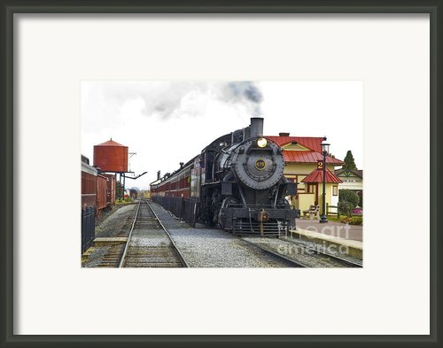 All Aboard Framed Print By Paul W Faust -  Impressions Of Light