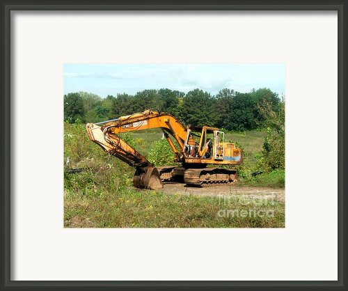 All Ready For Duty Framed Print By Kip Devore