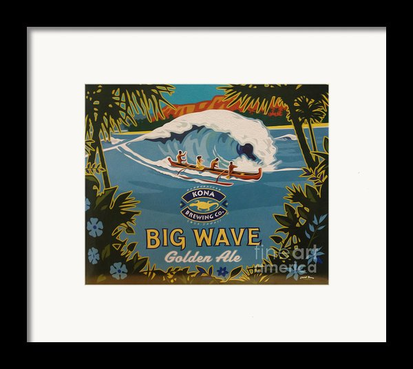 Aloha Series 2 Framed Print By Cheryl Young
