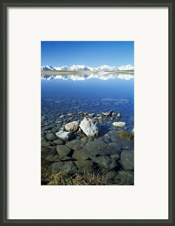 Altai Framed Print By Anonymous