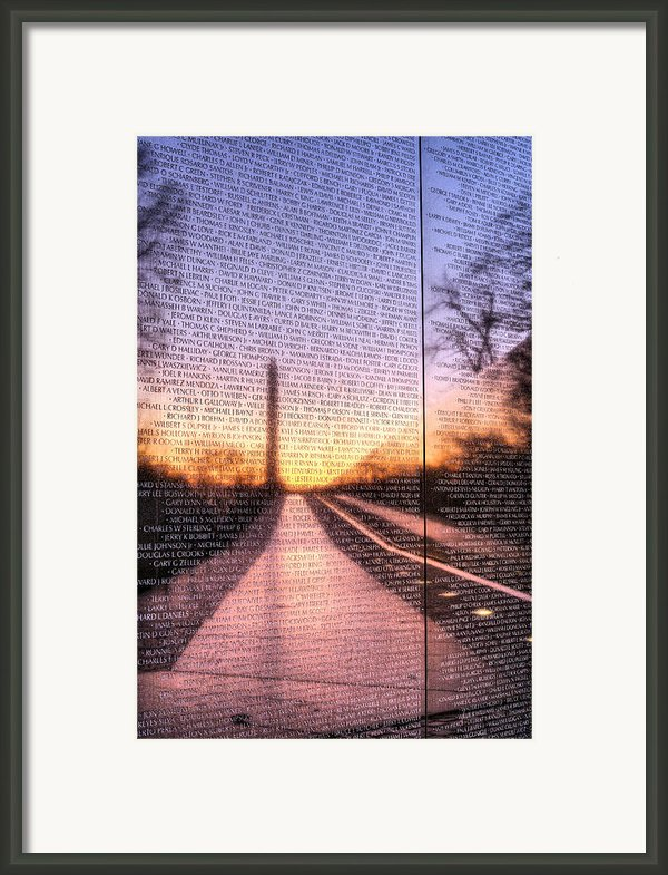 Always Remembered  Framed Print By Jc Findley