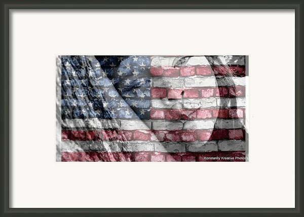 American Innocence Framed Print By Misty Herrick