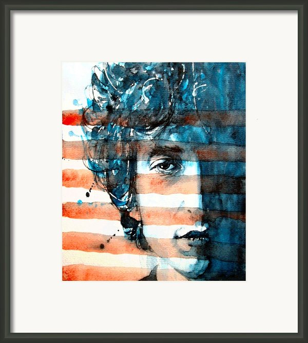 An American Icon Framed Print By Paul Lovering