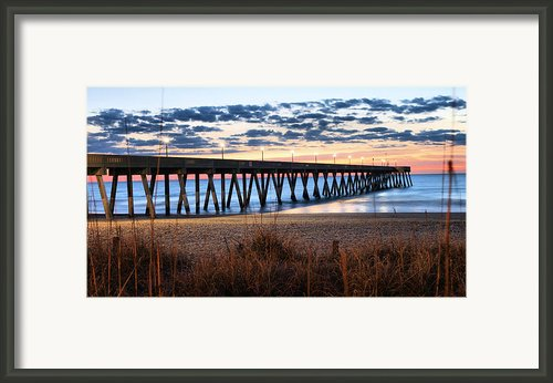 An Atlantic Daybreak Framed Print By Jc Findley