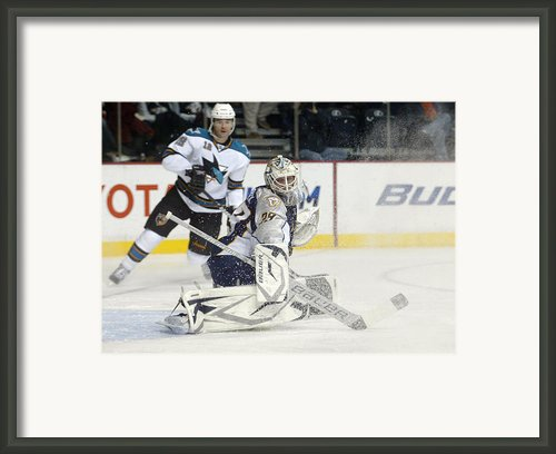 Anders Lindback Framed Print By Don Olea