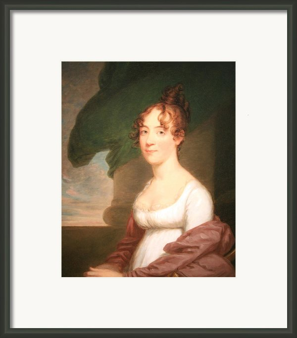 Anna Payne Cutts -- Dolley Madison