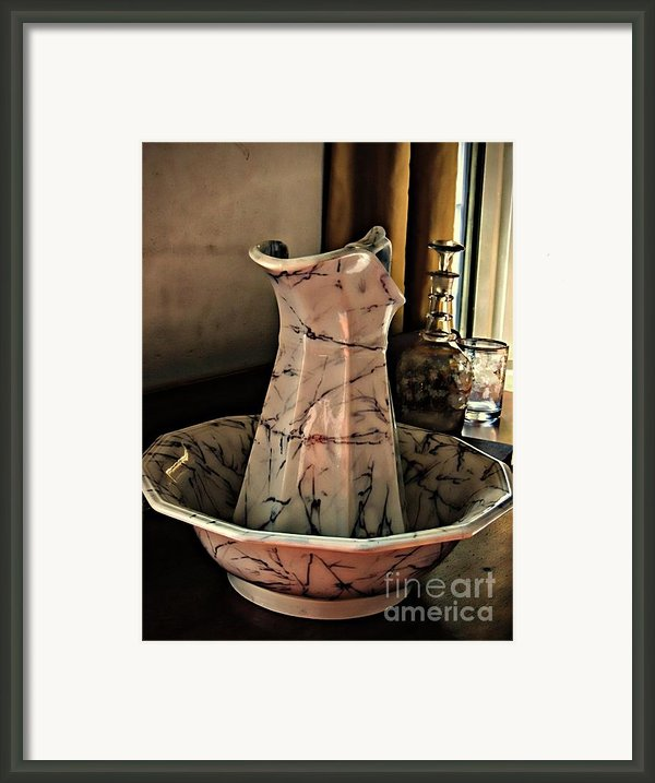 Another Time Framed Print By Marcia Lee Jones
