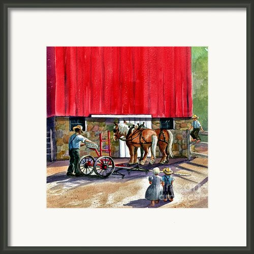 Another Way Of Life Framed Print By Marilyn Smith