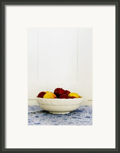 Apples Framed Print By Margie Hurwich