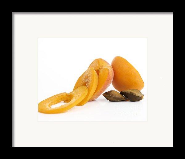 Apricots Framed Print By Bernard Jaubert