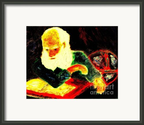 Archimedes I Will Move The Earth Framed Print By Richard W Linford