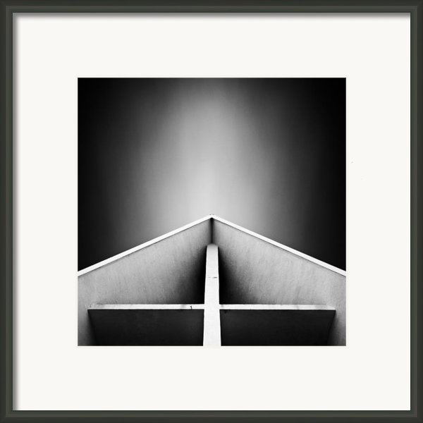 Arctic Cathedral Framed Print By David Bowman