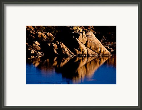 Arrowheads Framed Print By Jag Fergus