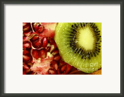 Artistic Moments With Food Framed Print By Inspired Nature Photography By Shelley Myke