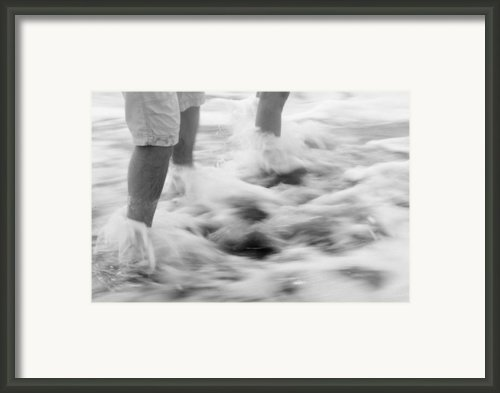 As Time Goes By Framed Print By Brian Kenneth