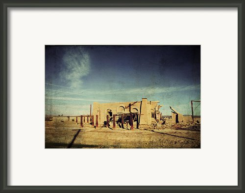 Ashes To Ashes Framed Print By Laurie Search