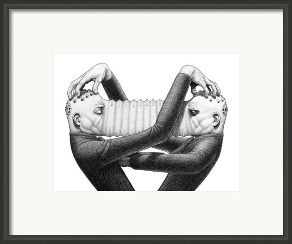 Astor And Pollux Framed Print By Shawn Feeney