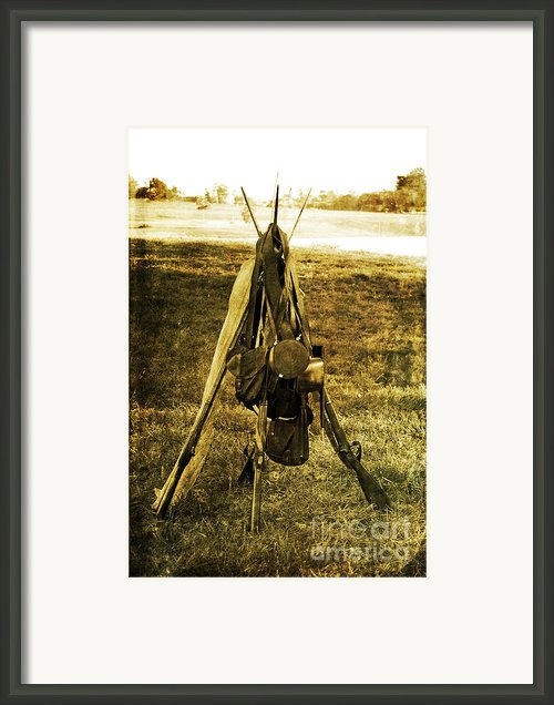At Rest Framed Print By Janelle Oliver