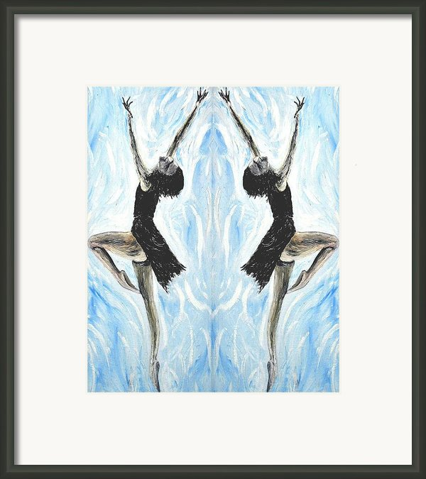 At The Ballet Framed Print By Patrick J Murphy