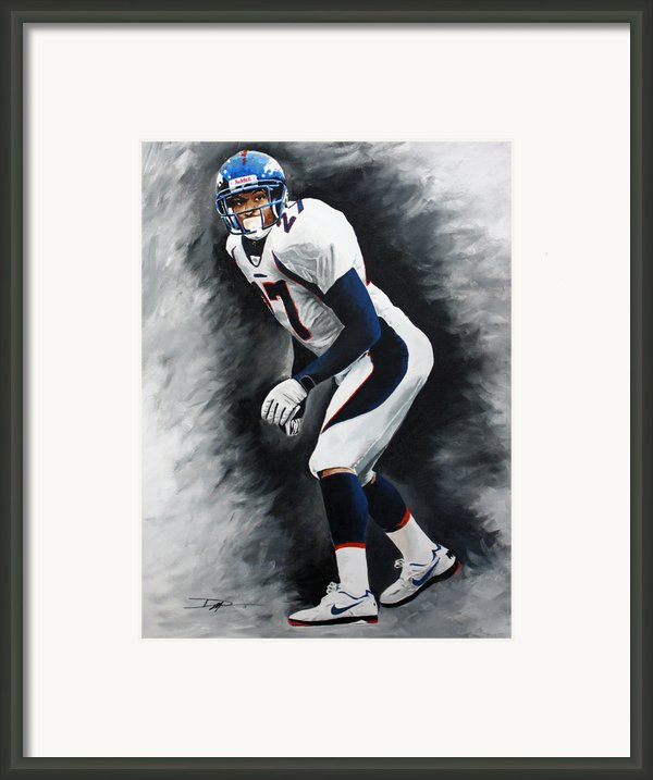 Atwater  Framed Print By Don Medina