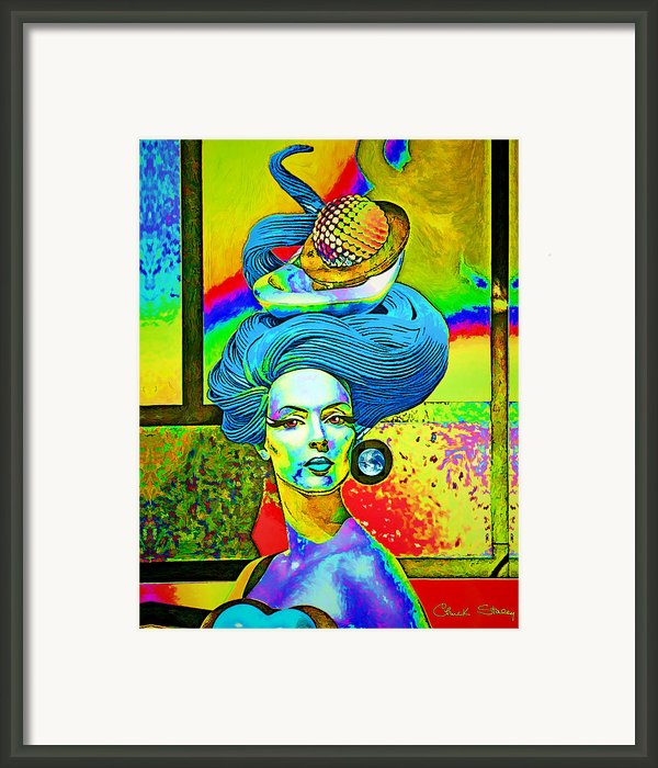 Aurora Framed Print By Chuck Staley