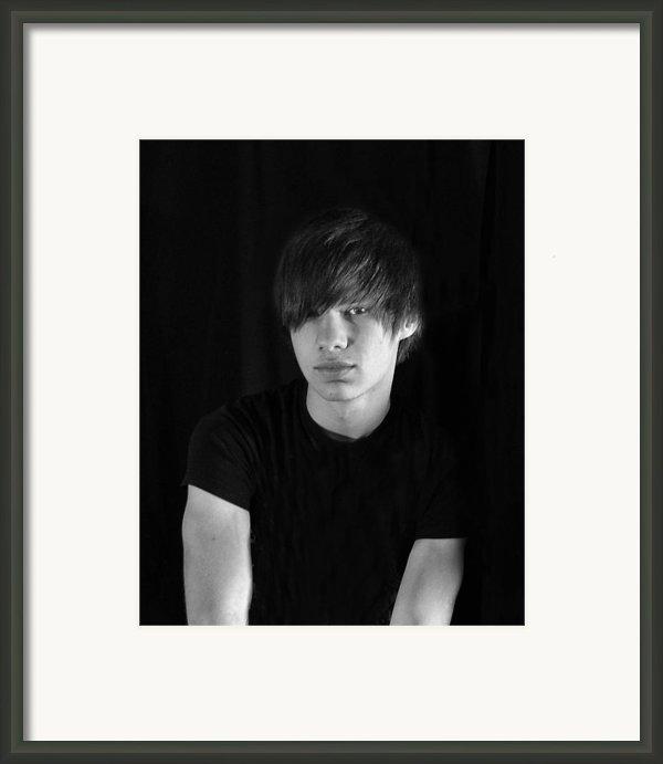 Austin Framed Print By Julie Dant
