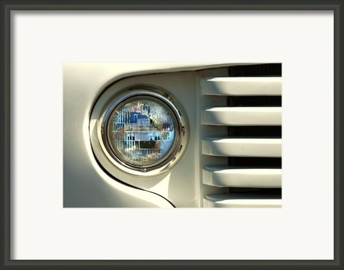 Auto Exposure Framed Print By Dan Holm
