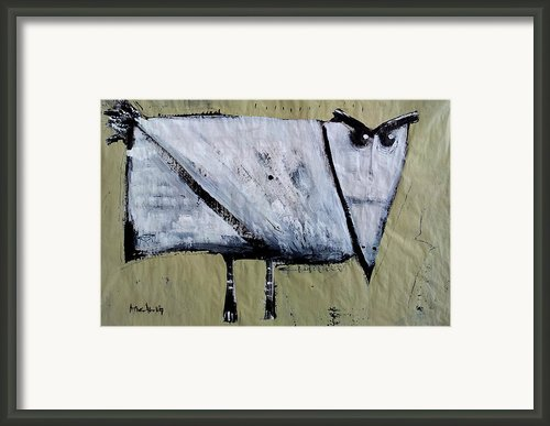 Avis No 2 Framed Print By Mark M  Mellon