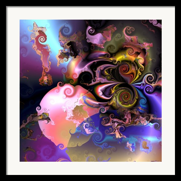 Aw 32 Framed Print By Claude Mccoy