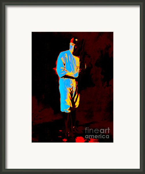 Babe 20130213 Framed Print By Wingsdomain Art And Photography
