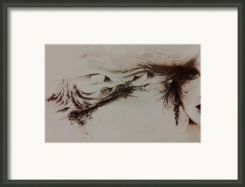 Babylon Framed Print By Rachel Christine Nowicki