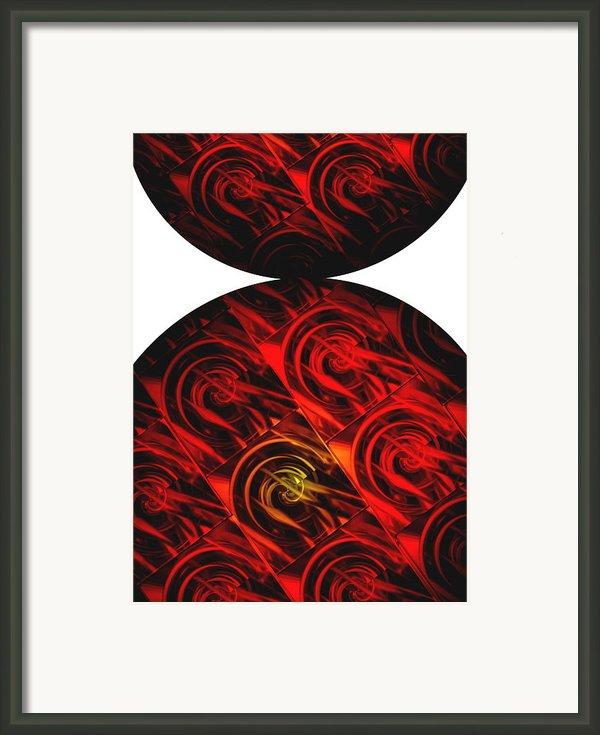Balance Framed Print By Ann Powell