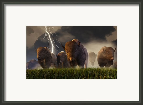 Balance Of Power Framed Print By Dieter Carlton