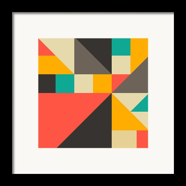 Balancing Act #2 Framed Print By Jazzberry Blue