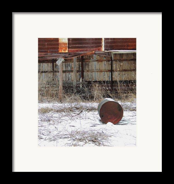 Barn #41 Framed Print By Todd Sherlock