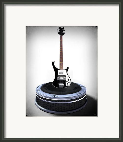 Bass Desplay V1 Framed Print By Frederico Borges