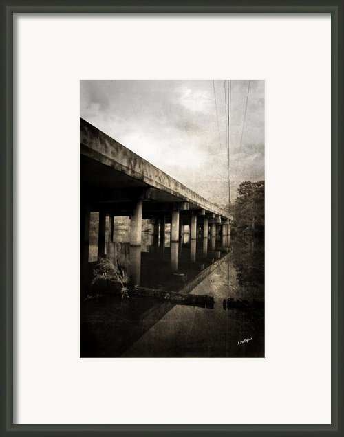 Bay View Bridge Framed Print By Scott Pellegrin