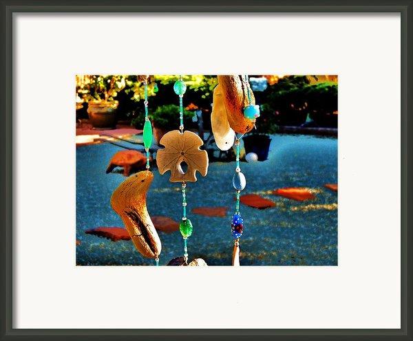 Beach Dreams Framed Print By Helen Carson